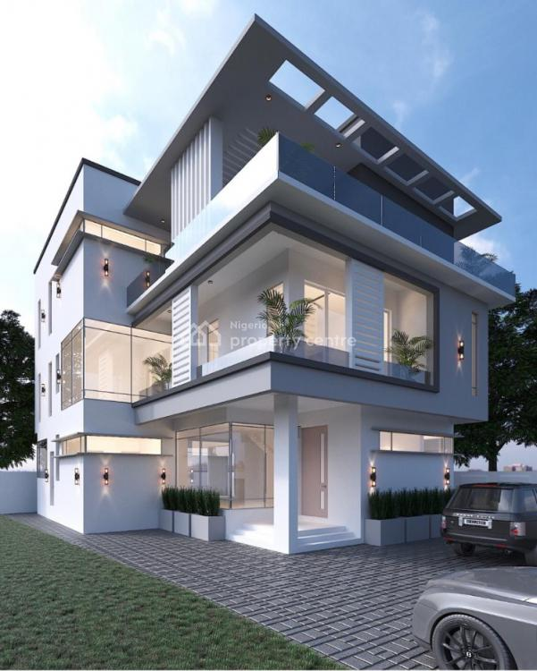 Luxury 5 Bedrooms Detached Home with Bq, Magodo Gra, Gra, Magodo, Lagos, Detached Duplex for Sale