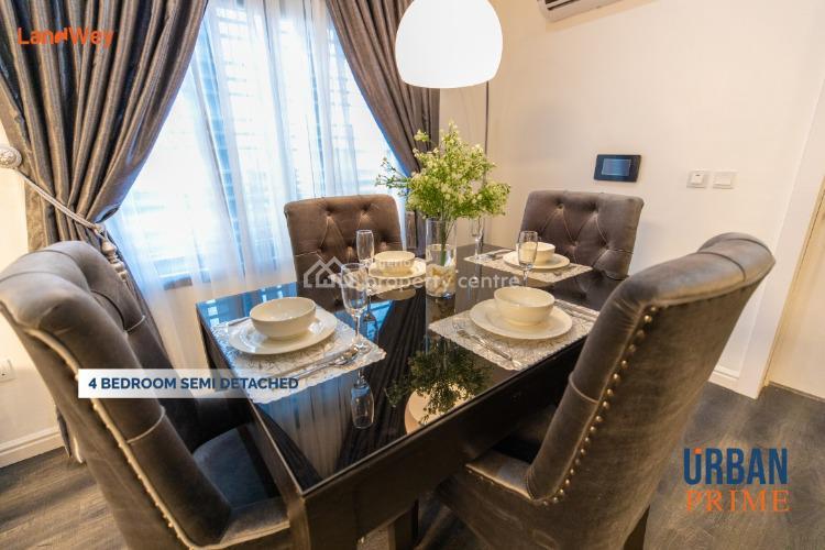 Affordable Luxury 3 Bedroom Apartment Competely Finished, Off Abraham Adesanya,  Lekki-ajah Lagos, Urban Prime 2 Estate., Ogombo, Ajah, Lagos, Block of Flats for Sale