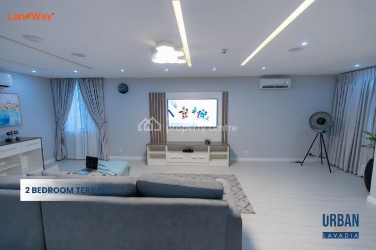 Exquisite Finished 2 Bedroom Terrace Duplex with a Service Quarters, Off Abraham Adesanya,  Lekki-ajah Lagos, Urban Prime 2 Estate., Ogombo, Ajah, Lagos, Terraced Duplex for Sale