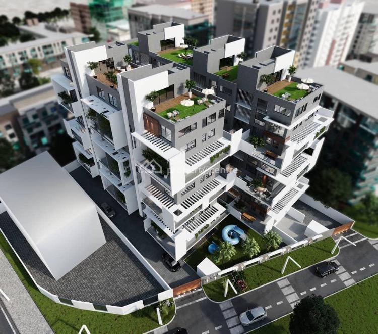 Grenadines Skyvilla Luxurious 4 Bedroom Apartment, Ikoyi, Lagos, House for Sale
