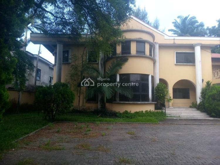 800sqms of Land with Detached Duplex, Copper Road., Old Ikoyi, Ikoyi, Lagos, Residential Land for Sale