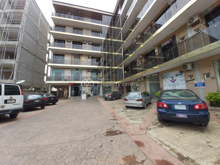 Own an Office/shop in a Most Sought After Location, Ahmadu Bello Way, Mabuchi, Abuja, Plaza / Complex / Mall for Sale