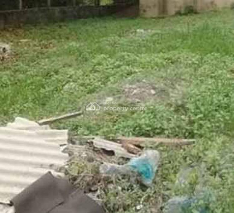 Half Plot of Land in a Strategic Point, Bode Thomas, Surulere, Lagos, Commercial Land for Sale