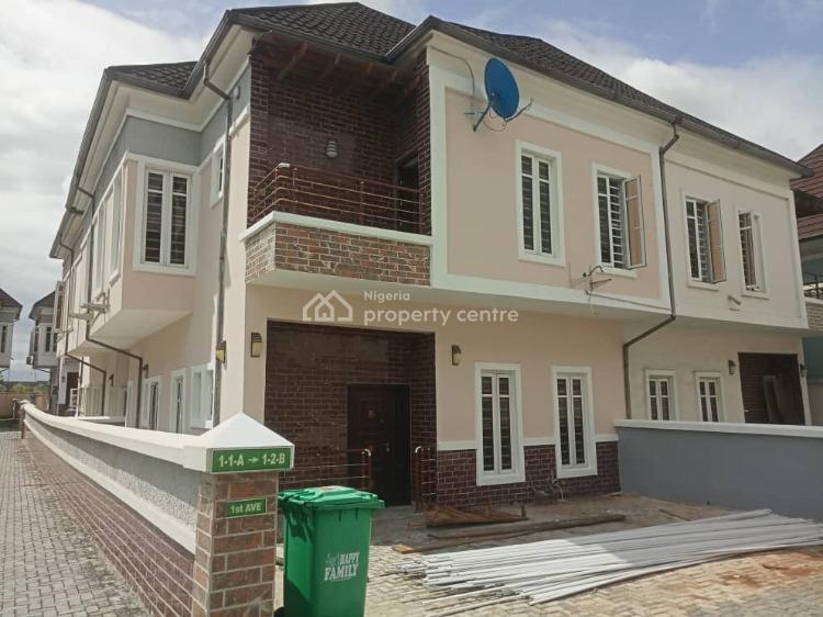 Beautiful 4 Bedroom Detached Duplex. Title  C of O, Ikota., Ajah, Lagos, Semi-detached Duplex for Sale