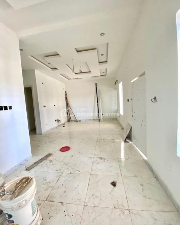 Brand New 4 Bedroom Terrace with 24 Hours Power, Lafiaji, Lekki, Lagos, Terraced Duplex for Sale
