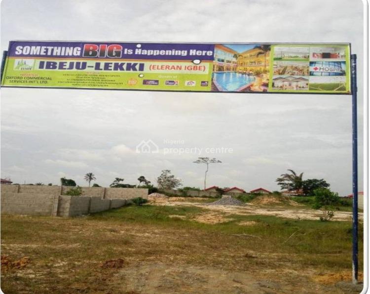 Land with Registered Survey, Eleranigbe, Ibeju Lekki, Lagos, Land for Sale