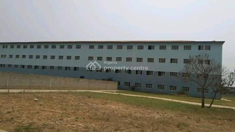 Commecial 80 Classroom with 80 Toilet on 3 Acres of Land, for All Purpose, Isheri North, Lagos, School for Sale