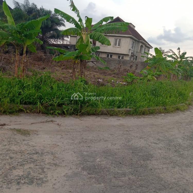 500 Sqms of Dry Land on a Corner Piece on an Interlocked Road, Lekki Scheme 2, Peninsula Garden Off Abraham Adesanya Road, Ajiwe, Ajah, Lagos, Residential Land for Sale