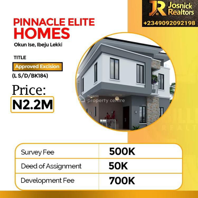 Affordable Land with Good Title  (excision), Ibeju Lekki, Lagos, Residential Land for Sale