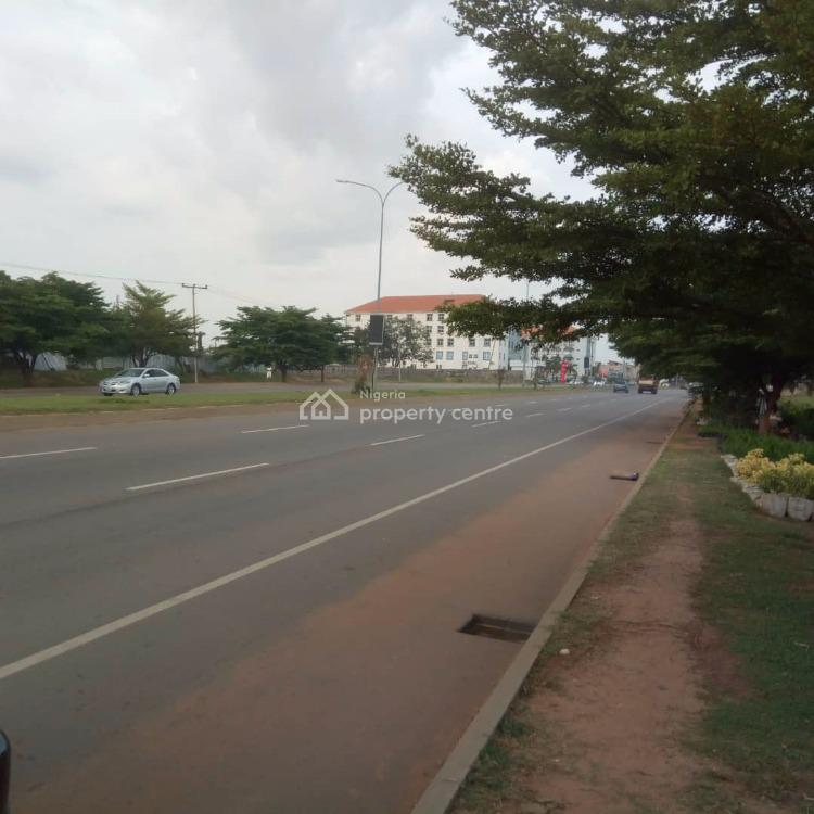 4000sqm Commercial Land with C of O, Next Cash & Carry Road, Kado, Abuja, Commercial Land for Sale