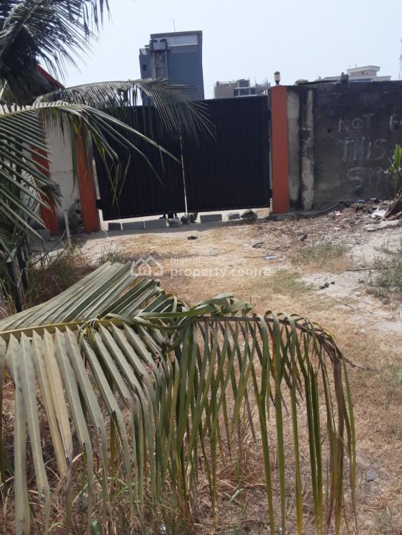 Prime Location Land with The Scope of 3544.97sqm (price Slashed), Cbd Directly on Abayomi Shonuga, Off Dele Adedeji, Lekki Phase 1, Lekki, Lagos, Mixed-use Land for Sale