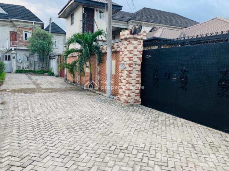 Exquisitely Finished Detached 4 Bedroom Bungalow, at Rukpakwolusi New Layout Opposite Naf Harmony Estate, Port Harcourt, Rivers, Detached Bungalow for Sale