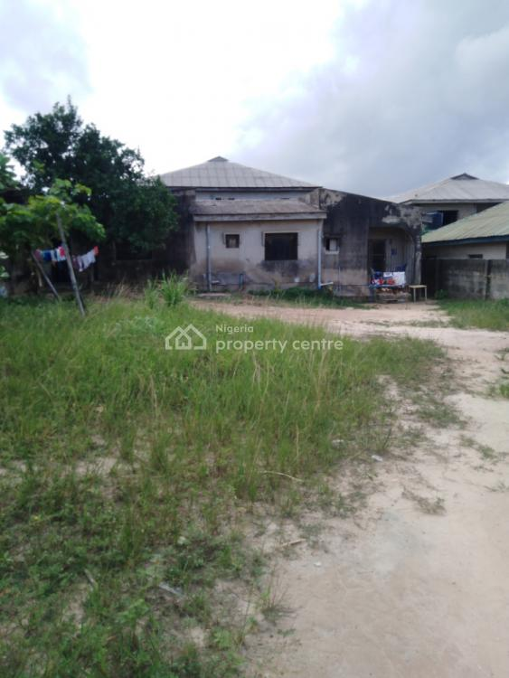 Completed 3 Bedroom Flat on Full Plot of Land, Ojokoro Newtown, Agric, Ikorodu, Lagos, Detached Bungalow for Sale