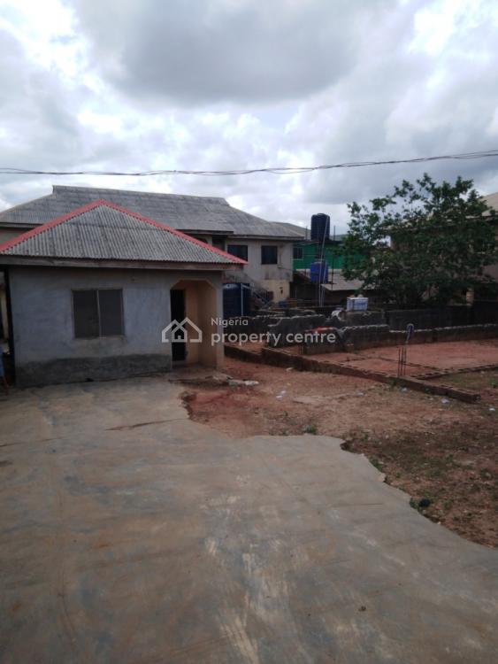 Completed 5 Units of Room and Parlour, Fenced with Gate on Full Plot, Off Efuraroja Str. Ojokoro Village Agric, Agric, Ikorodu, Lagos, Block of Flats for Sale