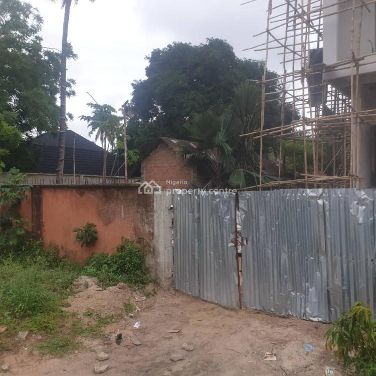 Plot Measuring 1,020 Square Meters with Lagos State C of O, Bank Road-macgregor Street, Old Ikoyi, Ikoyi, Lagos, Mixed-use Land for Sale
