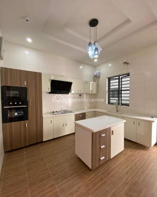 Newly Built 4 Bedroom Semi Detached House, Chevron Alternative, Lekki, Lagos, Semi-detached Duplex for Sale