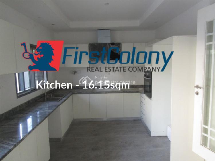 Newly Built Luxury 4 Bedroom Terraced Duplex (fully Serviced), Off Alexander Avenue, Old Ikoyi, Ikoyi, Lagos, Terraced Duplex for Sale