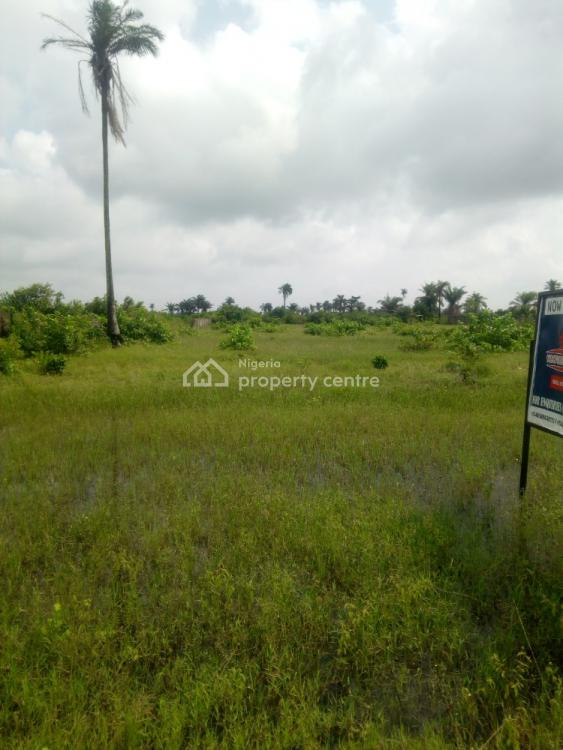 a Dry Land Facing The Costal Road, Victorias Court Okegelu, Ibeju, Lagos, Mixed-use Land for Sale