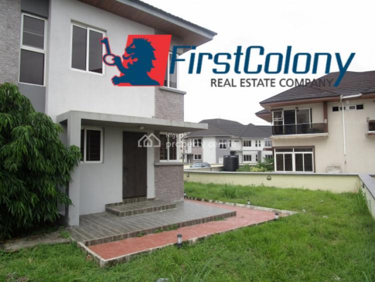 Newly Built 4 Bedroom Semi-detached Duplex, Phase 3, Pinnock Beach Estate, Osapa, Lekki, Lagos, Semi-detached Duplex for Sale