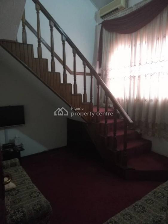 Very Lovely 4 Bedroom Fully Detached Duplex with Bq, Awuse Estate, Opebi, Ikeja, Lagos, Detached Duplex for Sale