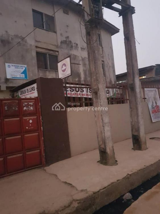 Warehouse and 6 Units of 3 Bedrooms Flat, Abule Egba, Ipaja, Lagos, Commercial Property for Sale
