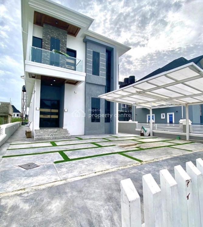 Modern 5 Bedroom House with Exquisite Finishing, Megamound, Lekki County Estate, Ikota, Lekki, Lagos, Detached Duplex for Sale