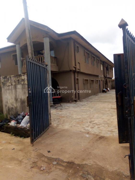 a Block of 4 Flats, Igbogbo, Ikorodu, Lagos, Block of Flats for Sale