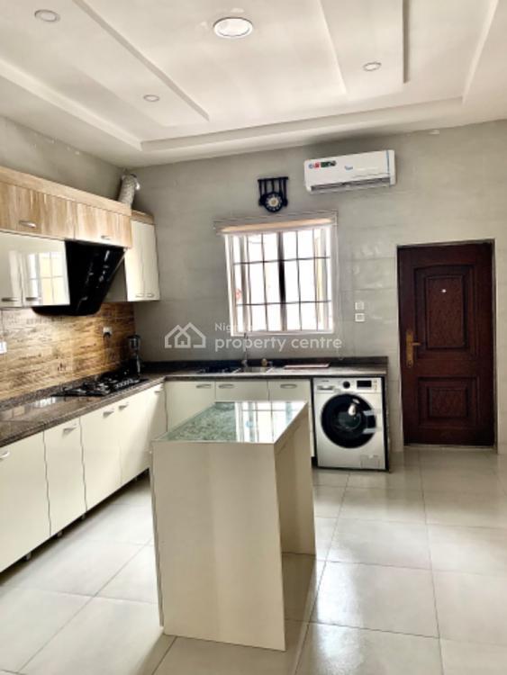 Luxurious 4 Bedrooms + 1 Bq Semi Detached Duplex, Osapa, Lekki, Lagos, Semi-detached Duplex for Sale