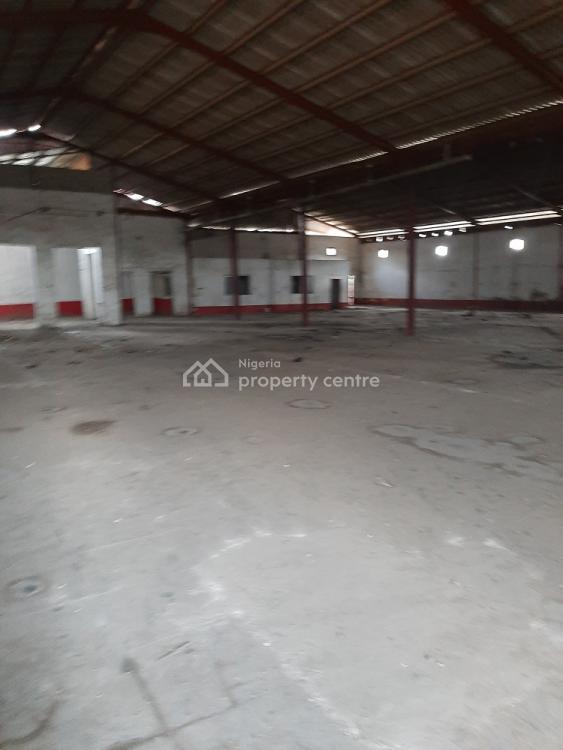 Warehouse and Office Space, Along Oshodi-apapa Expressway, Oshodi, Lagos, Warehouse for Sale