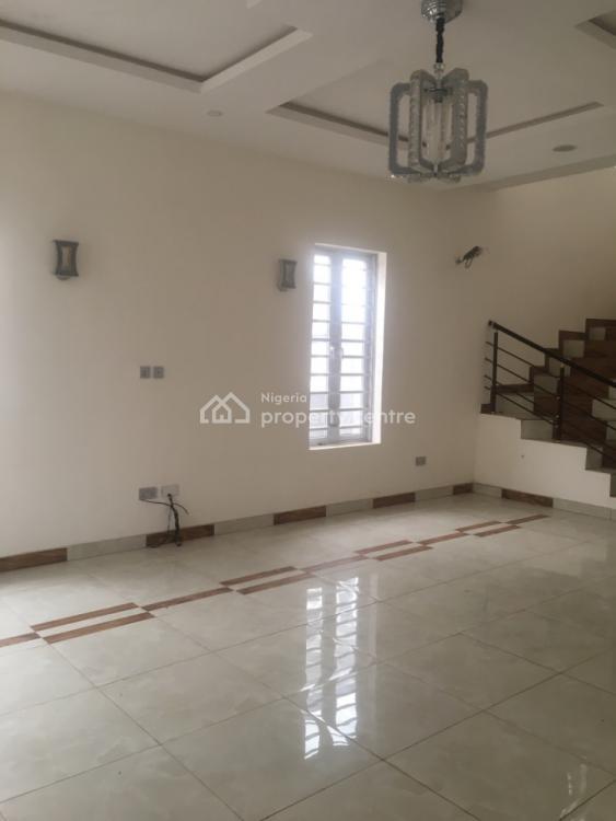 Luxury 5 Bedrooms Fully Detached Duplex with a Room Bq., Penisulla Garden Estate, Sangotedo, Ajah, Lagos, Detached Duplex for Sale