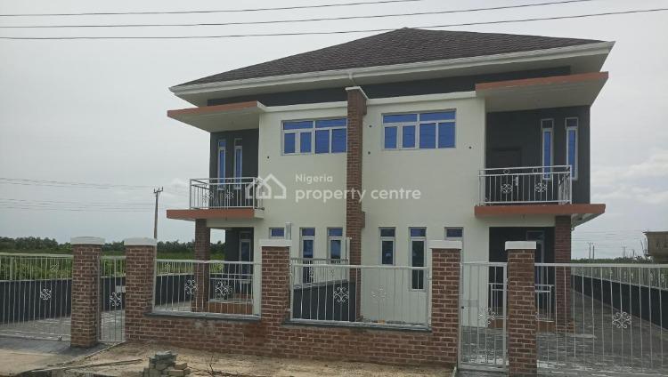 Luxury 4 Bedroom Semi Detached Duplex, Amity Estate, Sangotedo, Ajah, Lagos, Semi-detached Duplex for Sale