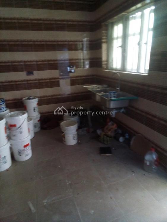 4 Bedroom Semi Detached Duplex with a Rm Bq, Akora Villa Estate, Adeniyi Jones, Ikeja, Lagos, Semi-detached Duplex for Sale