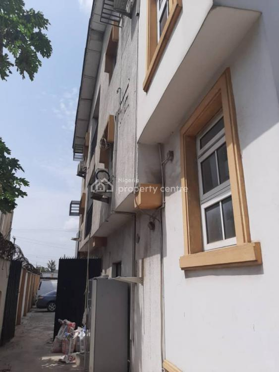Office Building on 3 Floors, Sitting on 774.223sqm Land Area, Mobolaji Bank Anthony Way., Maryland, Lagos, Office Space for Sale