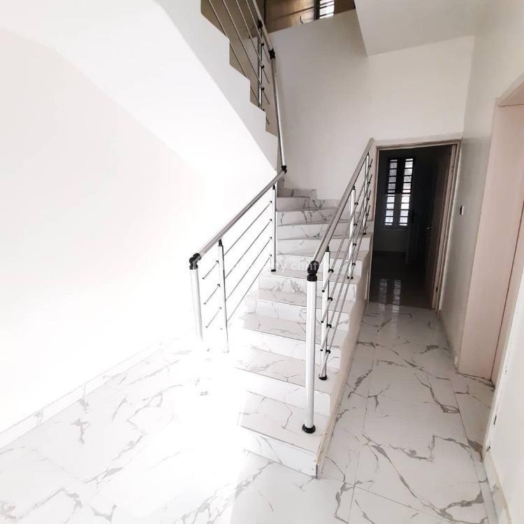 Beautiful  4 Bedroom Semi Detached Duplex + Bq, By Abraham Adesanya, Ajah, Lagos, Semi-detached Duplex for Sale
