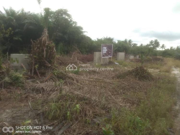 Land, Cybrid Gardens Estate Along Tagbati Road, Eleranigbe, Ibeju Lekki, Lagos, Land for Sale