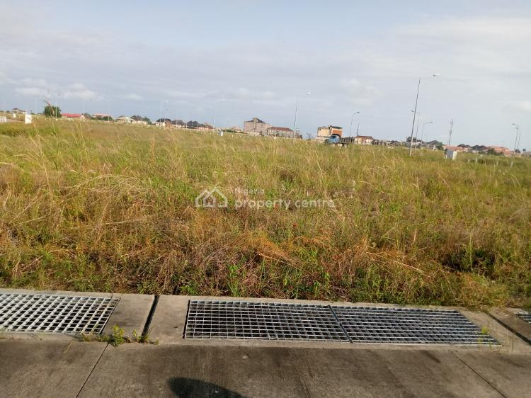Water Front View Land with Global C of O, Chevron Roundabout, Lekki Phase 1, Lekki, Lagos, Residential Land for Sale