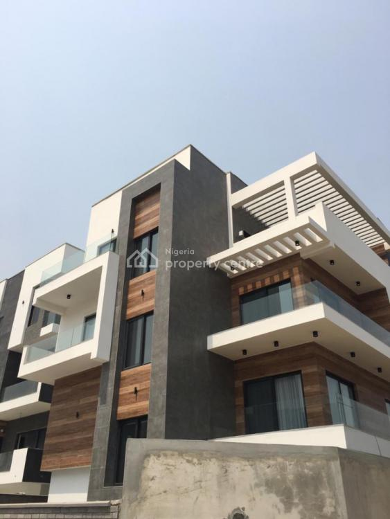 Brand New Waterfront 5 Bedroom Fully Detached on 1000sqm, Banana Island, Ikoyi, Lagos, Detached Duplex for Sale