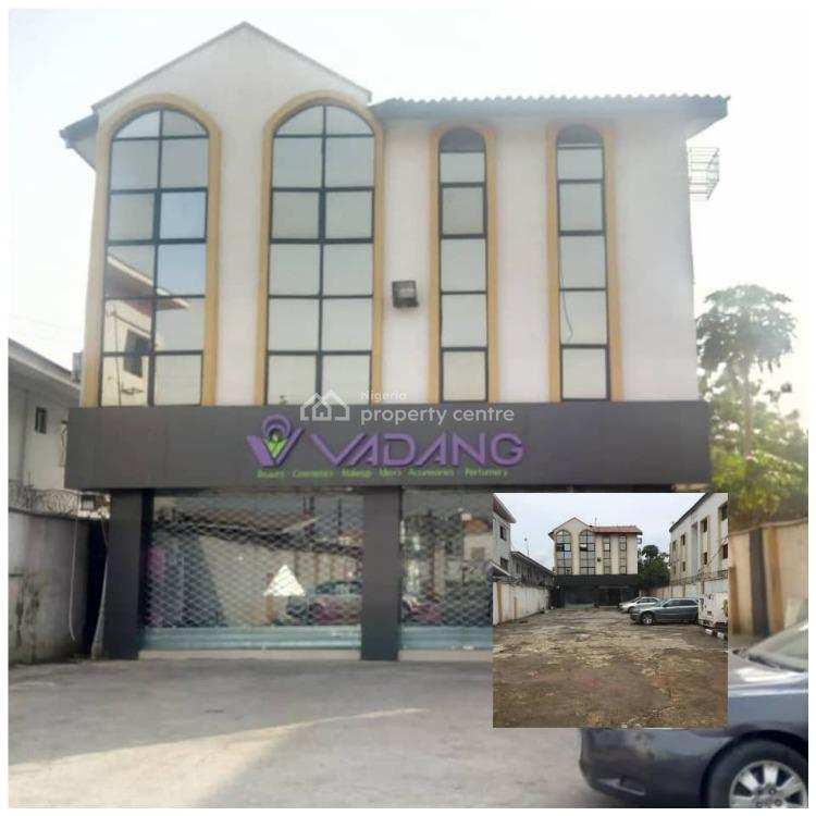 Office Complex on 3 Floors., Maryland, Lagos, Plaza / Complex / Mall for Sale