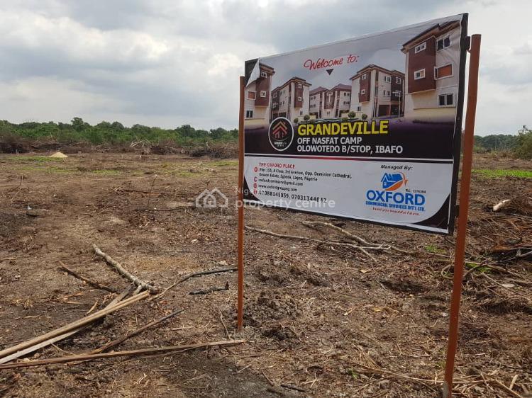 Promo!promo!! Affordable Dry Land with Registered Survey, Grandeville Estate, Ibafo, Ogun, Residential Land for Sale