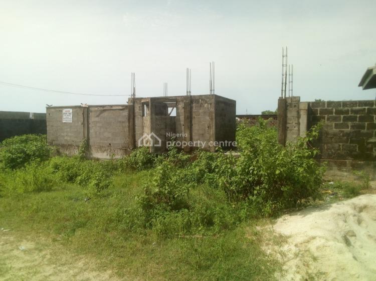 Plot of Land The Facing Major Road., of Kingdom Hall Road to Golf, Bogije, Ibeju Lekki, Lagos, Mixed-use Land for Sale