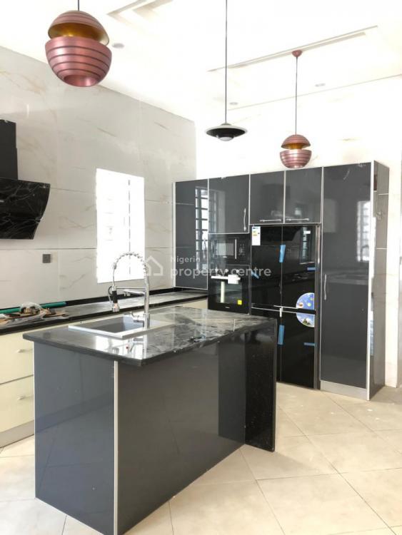 Tastefully Finished 5 Bedroom Detached Duplex with Bq, Lekki County Homes, Ikota, Lekki, Lagos, Detached Duplex for Sale