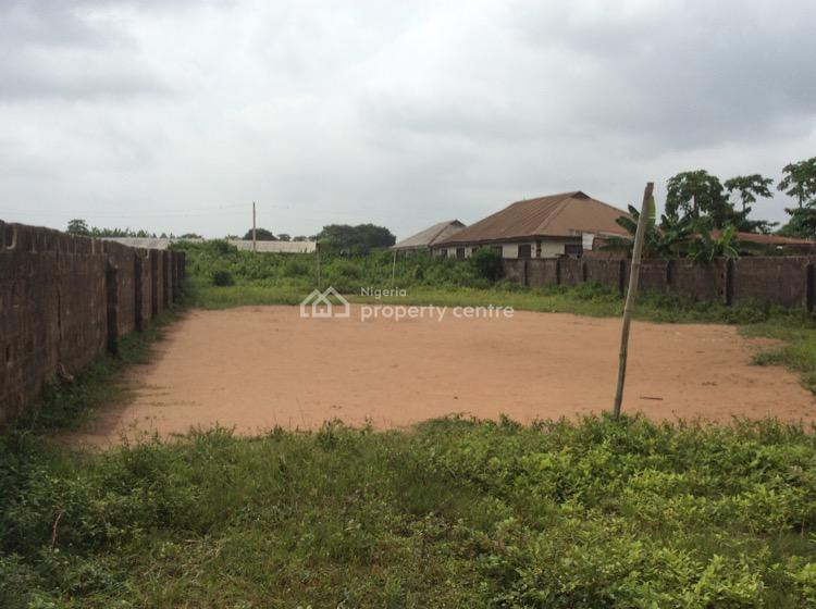 2 Plots Together Within Good Residential Area Fenced and Gated., Cpi Estate Agura Rd Gberigbe, Ikorodu, Lagos, Land for Sale