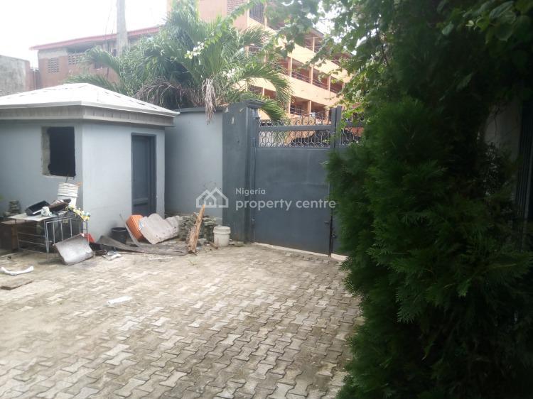 2 Unit of 2 Bedrooms + a Duplex Bq, Via Olanrewaju Street Chemist B/stop, Akoka, Yaba, Lagos, Detached Bungalow for Sale