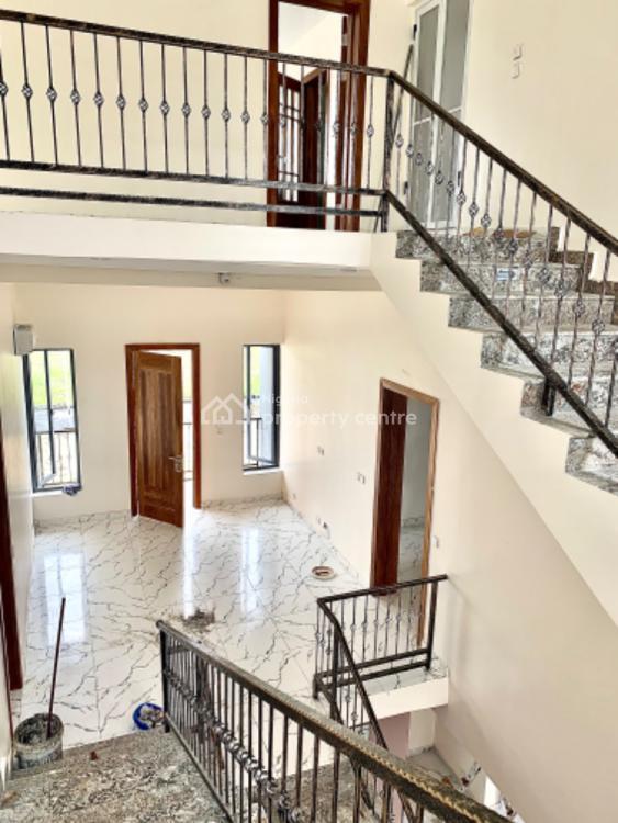 Luxury 5 Bedrooms Penthouse Fully Detached Duplex +1bq., Osapa, Lekki, Lagos, Detached Duplex for Sale