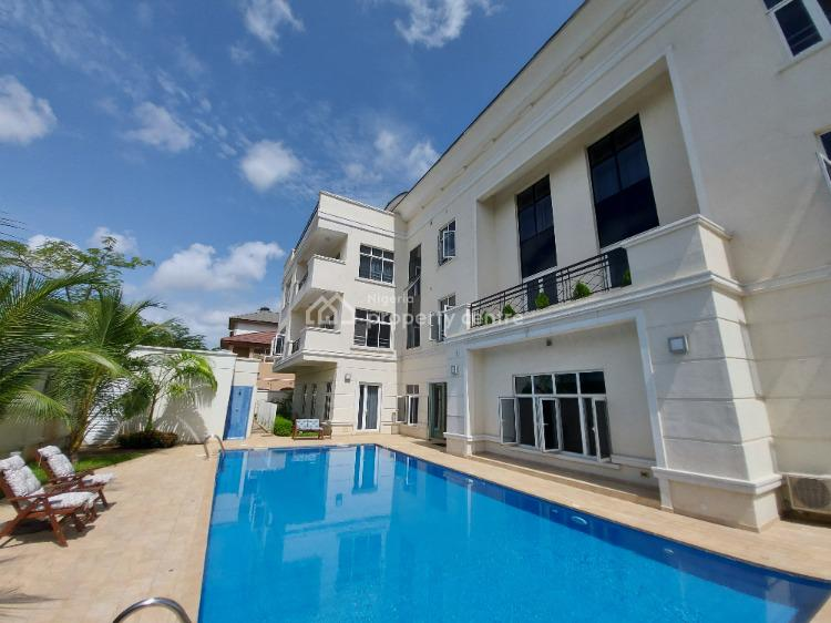 Newly Built and Luxuriously Finished Three (3) Bedroom Flat with Bq, Banana Island, Ikoyi, Lagos, Flat for Rent