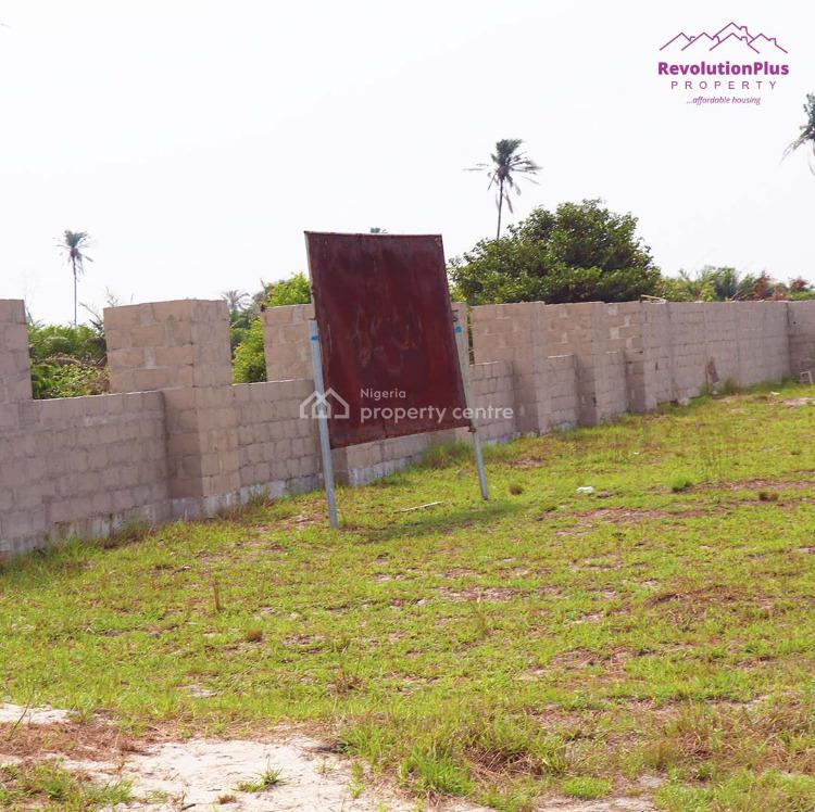 Modern Estate and Dry Land in an Excellent Location, Close to Dangote Refinery, Lekki Free Trade Zone, Lekki, Lagos, Mixed-use Land for Sale