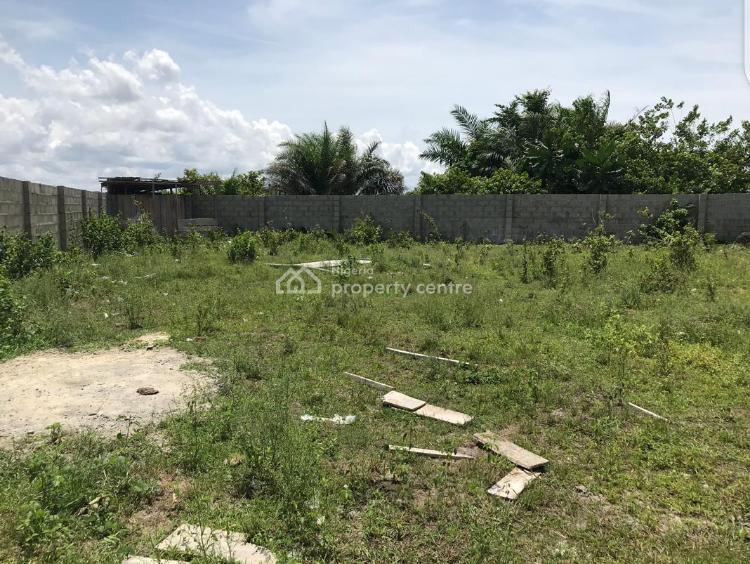 Beautiful & Modern Estate Land, Eleko Junction, Eleko, Ibeju Lekki, Lagos, Residential Land for Sale