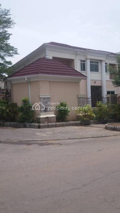Newly Reburbished Luxury 4 Bedroom Fully Finished and Fully Serviced, Off Ibb Way Residential Main, Maitama District, Abuja, Detached Duplex for Rent