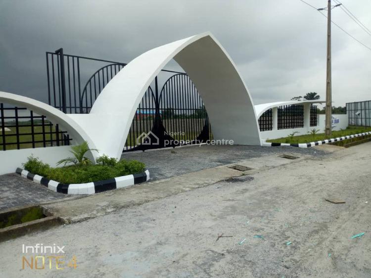 Secured and Titled Estate Land, Abijo,  Gra, Sangotedo, Ajah, Lagos, Residential Land for Sale