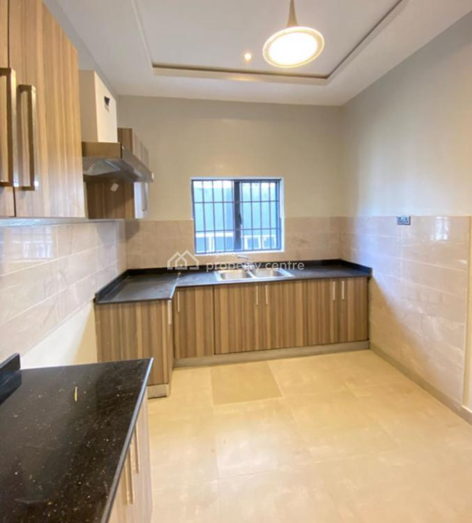 Newly Built 3 Bedroom Flats with Large Car Park in a Mini Court., Ikate, Lekki Phase 1, Lekki, Lagos, Block of Flats for Sale